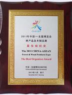 东盟最佳组织奖